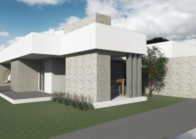 Casa no Vale das Moitas | Em curso