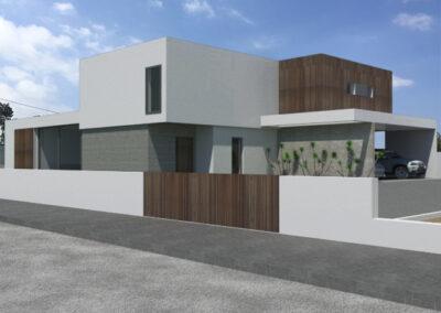 Casa em Mata Mourisca | Em curso