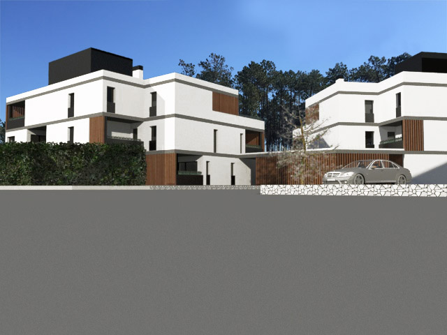 Monte Redondo   Em curso
